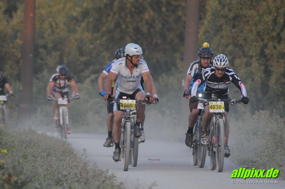 24 Stunden Mountainbike-Rennen von Duisburg